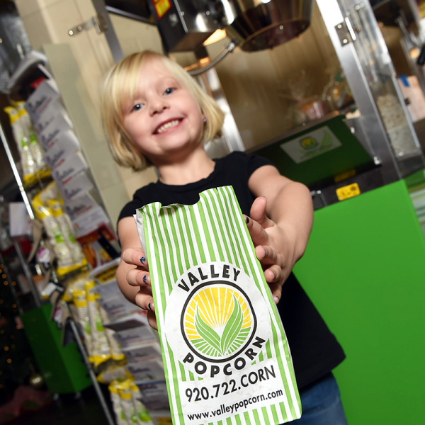Valley Popcorn has been popping up fresh, wholesome popcorn snacks since 1992.